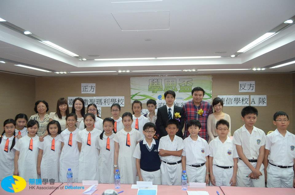 學思盃2012 小學組 相片